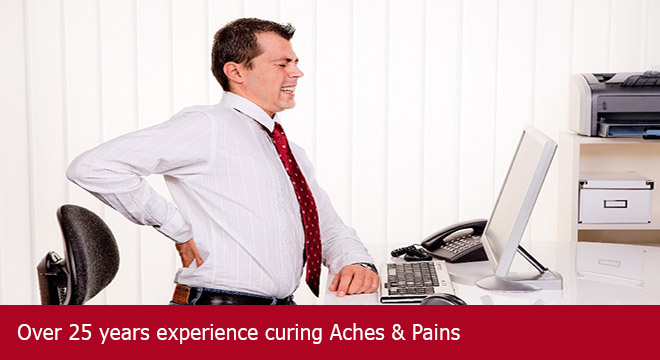 Ashford Chiropractic and Acupuncture Centre - Over 25 years experience curing aches and pain